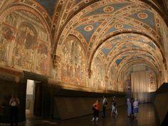 Frescoes and Medical History at Santa Maria della Scala