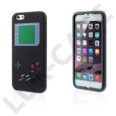 Gameboy (sort) iPhone 6 Deksel