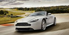 2013 Aston Martin V8 Vantage Wallpaper