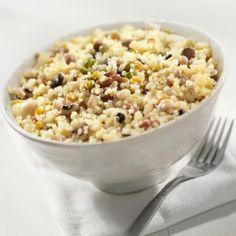 Super Healthy Steamed Quinoa