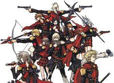 Final Fantasy Type-0 Screen on http://www.majestichorn.com/2012/03/final-fantasy-type-0-screen/