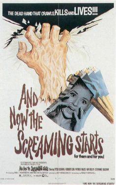 And Now the Screaming Starts / スクリーミング 夜歩く手首 (1973)