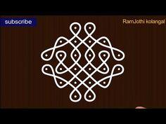 Rangoli Designs Simple Diwali, Indian Rangoli Designs, Rangoli Designs Latest, Rangoli Designs Flower, Free Hand Rangoli Design, Small Rangoli Design, Rangoli Border Designs, Rangoli Designs With Dots, Rangoli With Dots