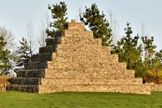 Sir William Chambers pyramid at The Neale