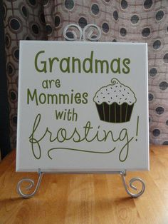 Super cute #grandmas #gift for Mothers Day