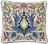 William Morris needlepoint kit