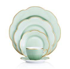 Corolle Jade | Royal Limoges | Michael C. Fina