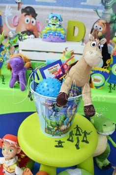 Toy Story Boy Birthday | CatchMyParty.com