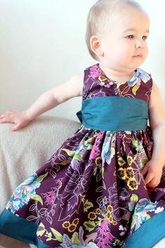DIY Clothes Refashion: DIY The Party Dress DIY Clothes DIY Refashion DIY Sew