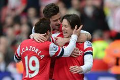 Arsenal's Confidence Did Not Dip