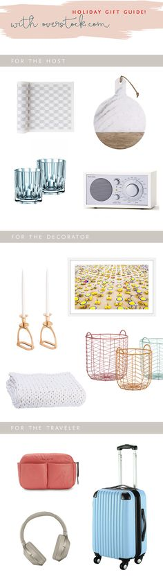 holiday gift guide w