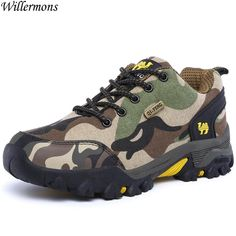 Mangobox Hiking Shoes For Men And Women Quality Mountain Hiking Shoes  Anti-Slip Couples Outdoor Shoes Top Quality Hunting Boots 3008b556fb