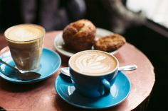 Irina's School Memories / Bluebird Coffee Shop | Paris in Four Months