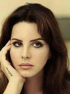 Lana Del Rey photographed on the Chateau Marmont for Interview Magazine