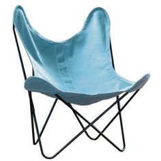 fauteuil aa lin airborne turquoise