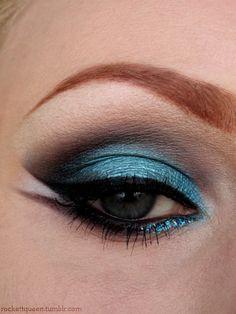 blue smoky