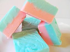 fudge for parties or baby showers or just for eating :)