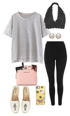 """""""Untitled #62"""" by cannjoy on Polyvore featuring Youmita, Topshop, Soludos, Casetify and Honora"""