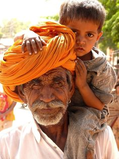 Pushkar, India.....go during the camel fair and find the most beautiful people in the world.