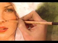 Evangeline Lilly / Tauriel - Pastel Portrait (+playlist) Simply Amazing Work!