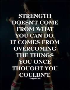 Strength #motivational #fitness I can do so much more now than I ever could!