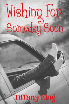 Wishing For Someday Soon by Tiffany King - This was an easy read with a serious subject matter.  Well thought out and best suited for the teen market.  There are some mature YA concepts explored, but the prose is simple.