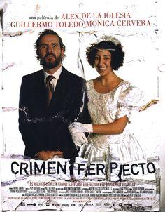 CRIMEN FERPECTO (2004) Dir: Álex De La Iglesia