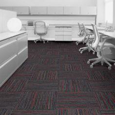 Flow StripesSummary | Commercial Carpet Tile | Interface