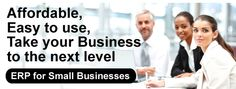Almost every new business starts out managing from the initial. The successful companies, however, soon overgrow the systems they started with and begin the careful find for a small business ERP software that is affordable, easy to use, and built to last. Small Business Software, Starting A Business, Success, Easy