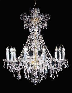 Schonbek new orleans 24 wide swarovski crystal chandelier 4760 schonbek new orleans 24 wide swarovski crystal chandelier 4760 liked on polyvore polyvore pinterest chandeliers and lights aloadofball Images