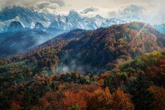 Fotos de Otoño  Alpes Suizos