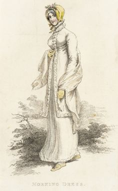 Morning Dress, 1812.