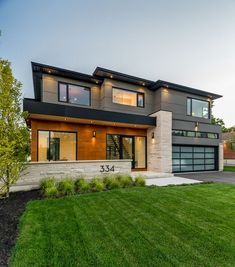 10 Modern Architecture Ideas That Will Blowing Your Mind Modern House Exterior a. - 10 Modern Architecture Ideas That Will Blowing Your Mind Modern House Exterior architecture Blowing - Unique House Design, Home Design, Dream House Exterior, House Exterior Design, Modern House Plans, Modern House Exteriors, Modern Family House, Contemporary House Plans, Modern Exterior