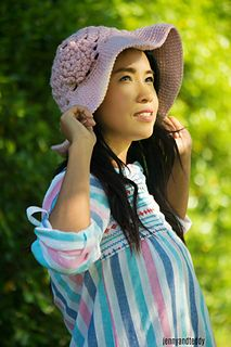 8317a62cacf Ravelry  sea breeze wide brim sun hat pattern by jennyandteddy Crochet  Phone Cover