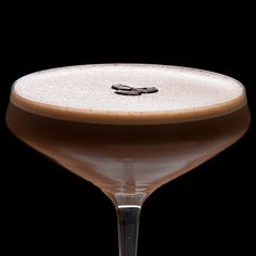 Meet the Mocha Espresso Martini . Need an excuse? It's UK Coffee Week…