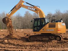 Case CE unveils CX130D, CX160D excavators with improved undercarriage, better cycle times (PHOTOS) | Equipment World | Construction Equipment, News and Information | Heavy Construction Equipment