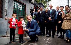 Staatsbezoek China, oktober 2015