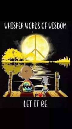 Words of wisdom Video audio Beatles … Happy Hippie, Hippie Life, Hippie Art, Hippie Things, Charlie Brown Quotes, Charlie Brown And Snoopy, Peanuts Quotes, Snoopy Quotes, Snoopy Love