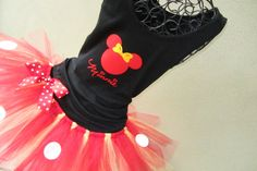 Running Tutu Run Disney Racing Shoe Inspired by LuckyNumberTutu, $60.00