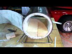 diy propane forge | Simple Homemade Propane Burner