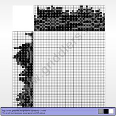 Griddlers Puzzle 179190 M.A.Bazovsky, Maly Bysterec, 1927