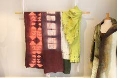 La Boutique Extraordinaire - Mode et Œuvres d'art textiles - 67, rue Charlot à PARIS ( FRANCE) - Autumn/Winter 2013/14 Collections  Françoise Hoffmann - Hybrid Felt