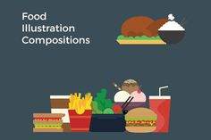 A full series of vector food compositions, here comes free vector food illustration from CreativeBin. All the elements /Volumes/Marketing/_MOM/Design Freebies/Free Design Resources/CreativeBin_Food_Compositions_031216