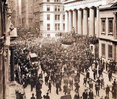 Panic of 1907 - Wikipedia, the free encyclopedia
