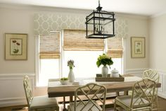 Cornice for Breakfast Room idea