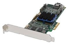 Adaptec 2251800-R 4-Port Internal Connector 128MB Cache PCI Express X4 SATA/SAS RAID Controller by Adaptec. $168.97. The Adaptec RAID 3405 is a 4-port controller that supports SATA and SAS drives and next-generation PCIe connectivity. It features Adaptec RAID Code (ARC) as well as Copyback Hot Spare and Optional Snapshot Backup. With an MD2 low-profile form factor, this card will fit into any server, including high-density rack mount and blade servers.. Save 58% Off!