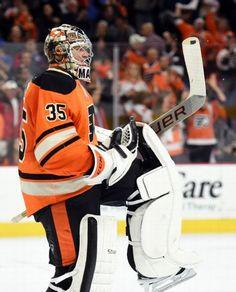 Steve Mason, Philadelphia Flyers
