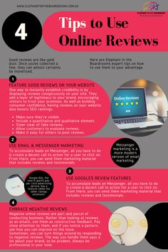 Good reviews are like gold dust. Once you've collected a few, they can almost certainly be monetised. Here are Elephant in the Boardroom's expert tips on how to use them to your advantage. Online Reviews, Digital Marketing Strategy, Being Used, How To Find Out, Elephant, Tips, Gold, Elephants, Counseling