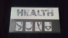Royal mail stamps National Heath Service stamp presentation pack No 288 by brianspastimes on Etsy