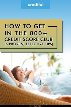 There is pretty much nothing in life that you can't get with an credit score. Learn what it takes to get into the exclusive Credit Score Club. Ways To Build Credit, How To Fix Credit, Improve Credit Score, Money Saving Tips, Money Tips, Financial Information, Managing Your Money, Financial Planning, Money Management